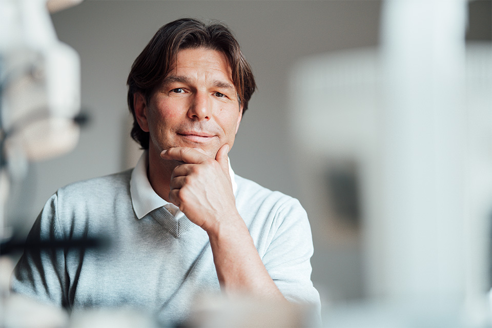 Augenarzt Dr. med. Thomas Wehler